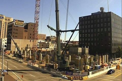 Work Begins on Long-Awaited Exchange Building in Kalamazoo
